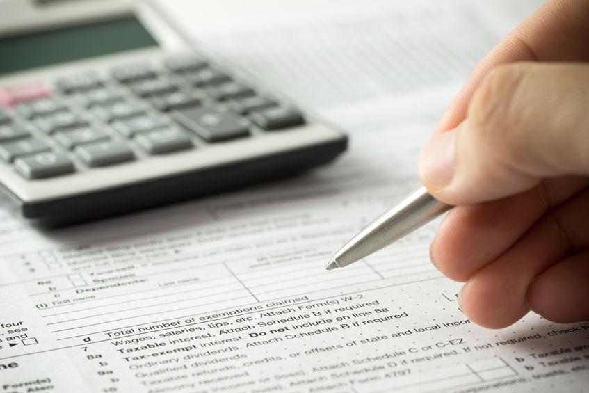 Getting Through Tax Time