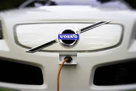 Volvo to go electric