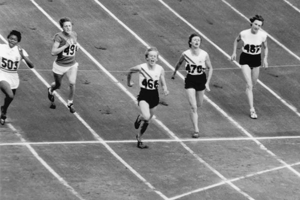 Remembering Betty Cuthbert