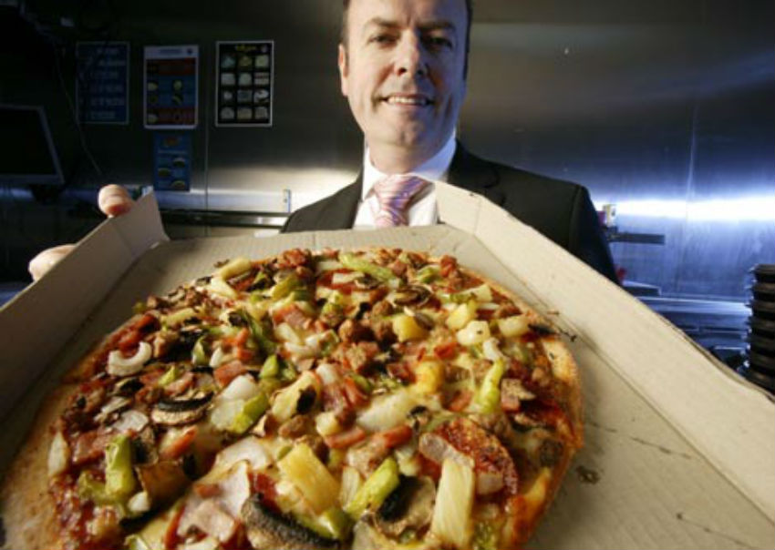 Domino's falls short on targets