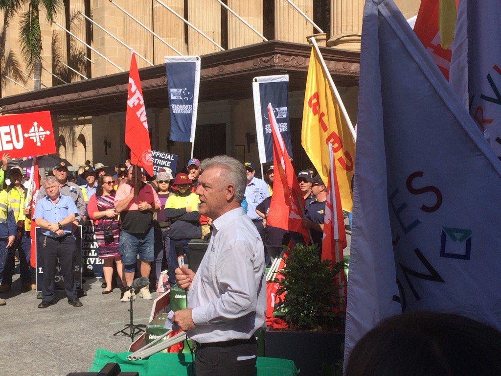Unions: Show Us the Money