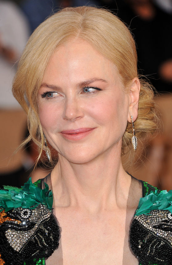Nicole Kidman's Brisbane Knock Out