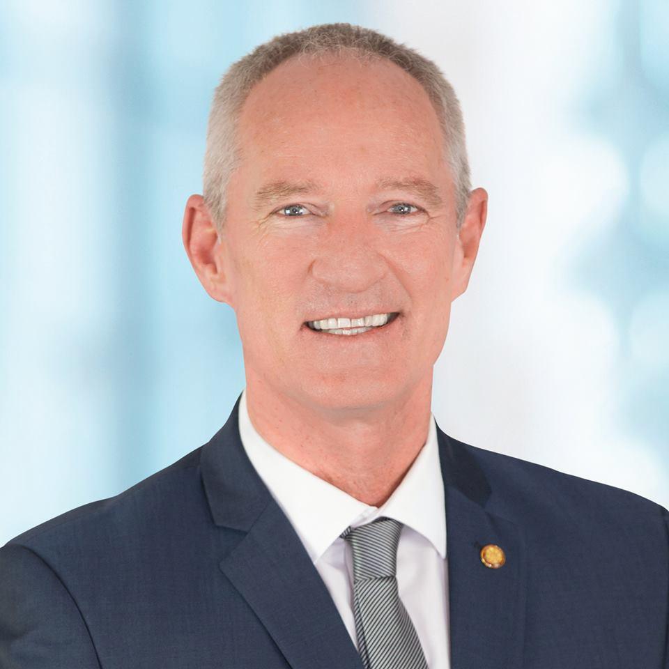 QLD Decides: Steve Dickson