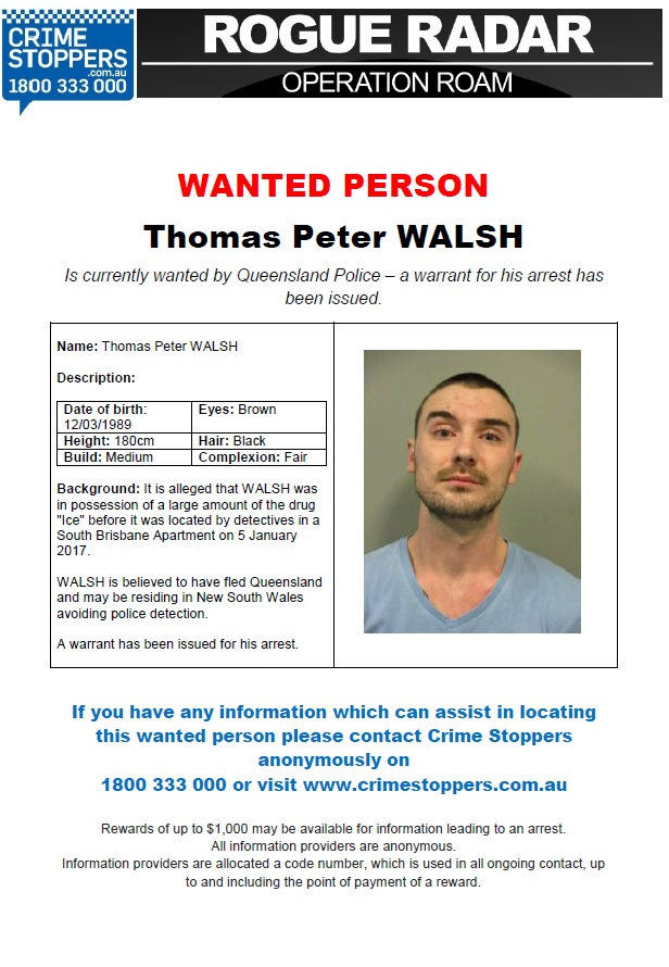 QLD's Most Wanted