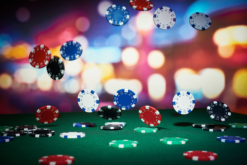 VIP gamblers cash in their chips