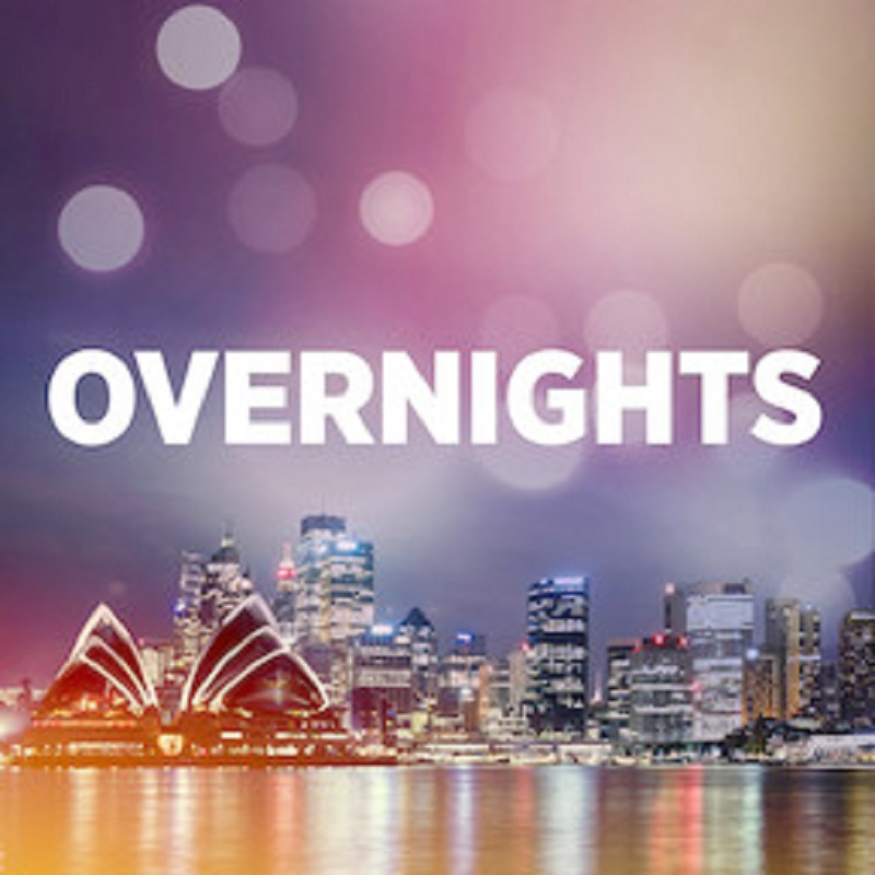 Overnights with Clinton Maynard Saturday 14th September