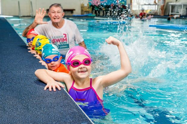 Plea for swim lessons in our schools
