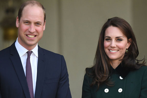 Article image for A royal baby: Name speculation begins