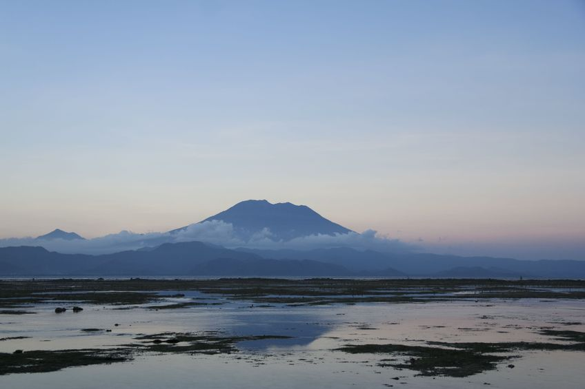 Mount Agung Set to Erupt