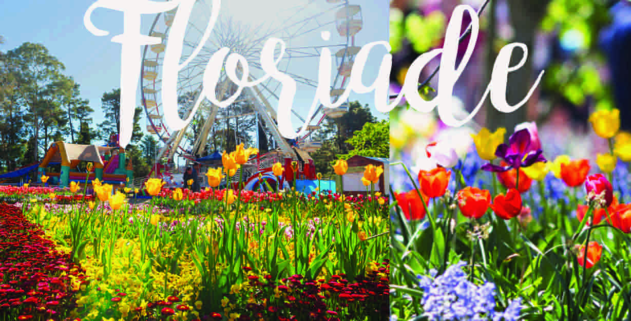 30 years of Floriade