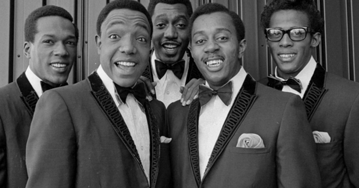 The Temptations are heading our way!