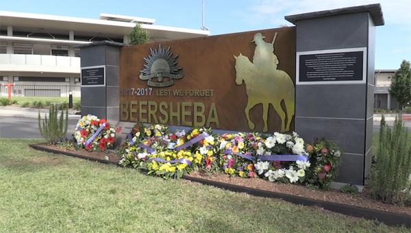 Light Horse Regiments honoured at Menangle Park