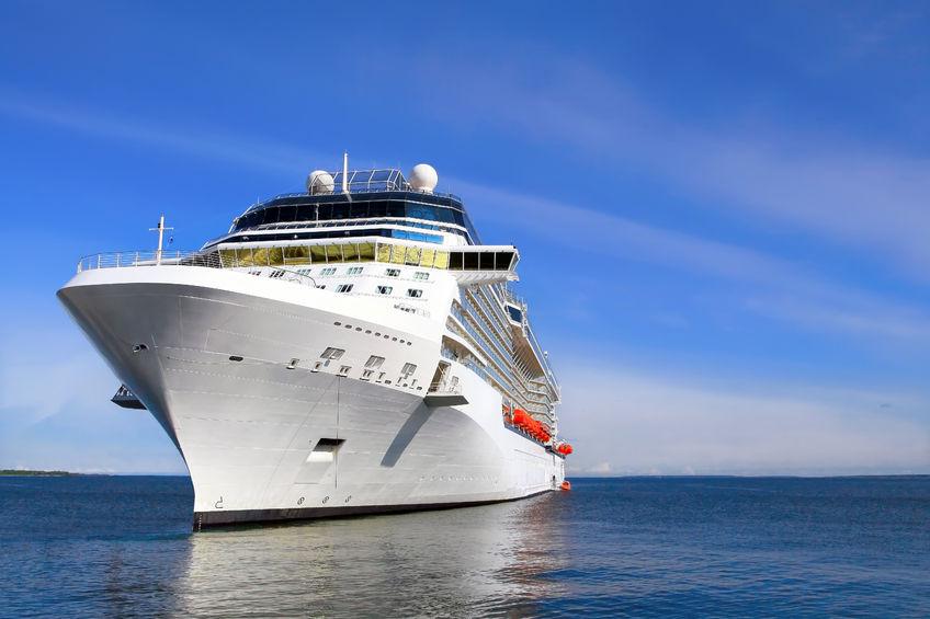 New Cruise Ship Terminal Ahead