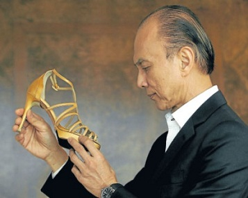 Jimmy Choo: the shoes & the man