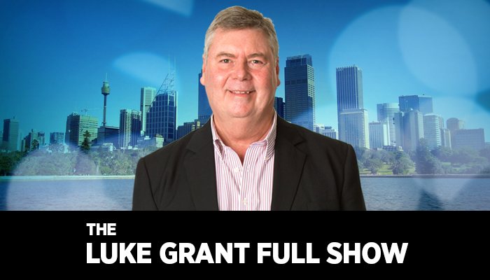 Nights with Luke Grant – Full Show 29th December 2017