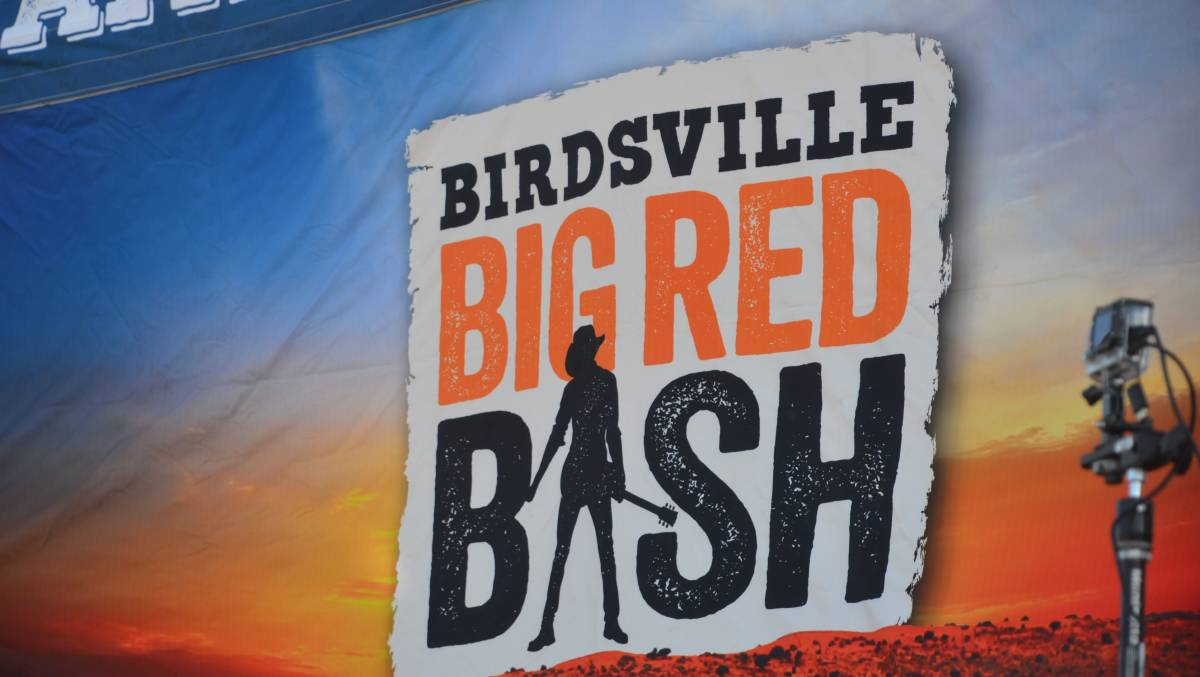 The Big Red Bash