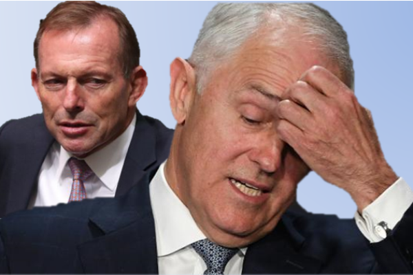 "Article image for Tony Abbott: ""The era of the political assassin has to end"""