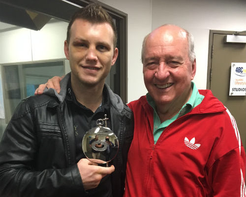 Boxing champ Jeff Horn releases autobiography