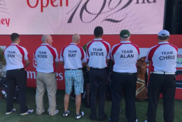 Nerves got the better of 'Million Dollar Hole In One' contestant