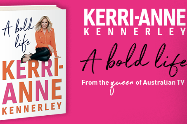Article image for Kerri-Anne Kennerley relives the moment she almost shot her husband