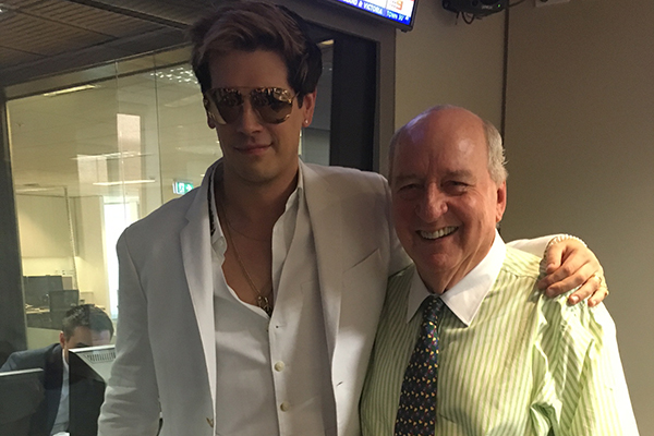 THE INTERVIEW: Milo Yiannopoulos and Alan Jones