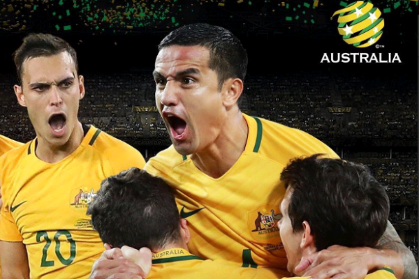 Article image for Tim Cahill hints he will play at the World Cup