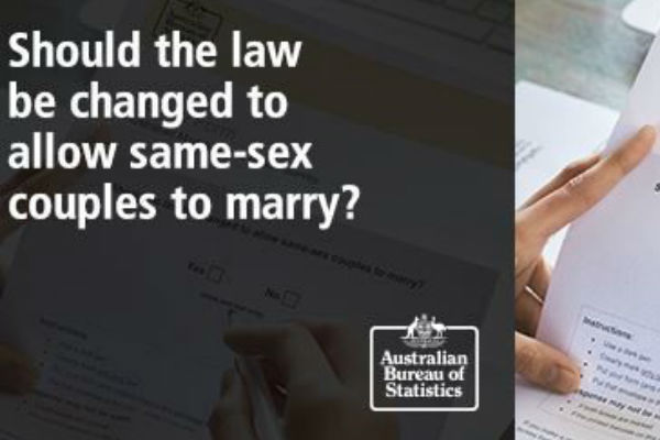 Article image for Will 'no' voters be protected if same-sex marriage passes?
