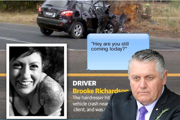 Article image for Ray Hadley heads dramatic new road safety campaign