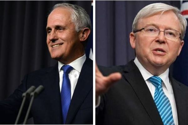 "Article image for Peta Credlin – ""Malcolm Turnbull is the Liberals' Kevin Rudd"""