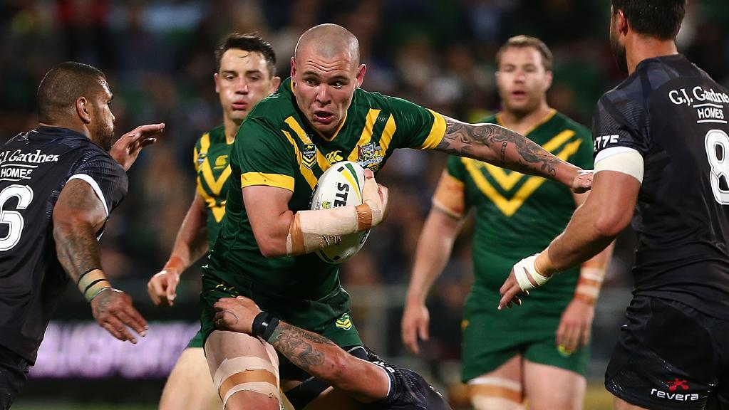 Kangaroos continue their RLWC dominance