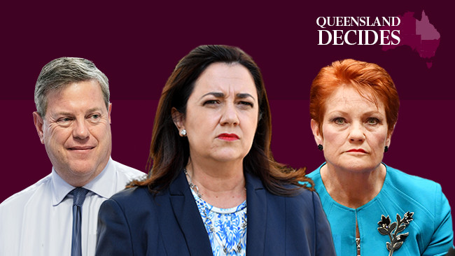 Queensland Election analysis