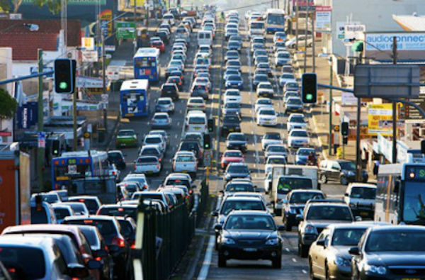 Brisbane's Worst Commutes