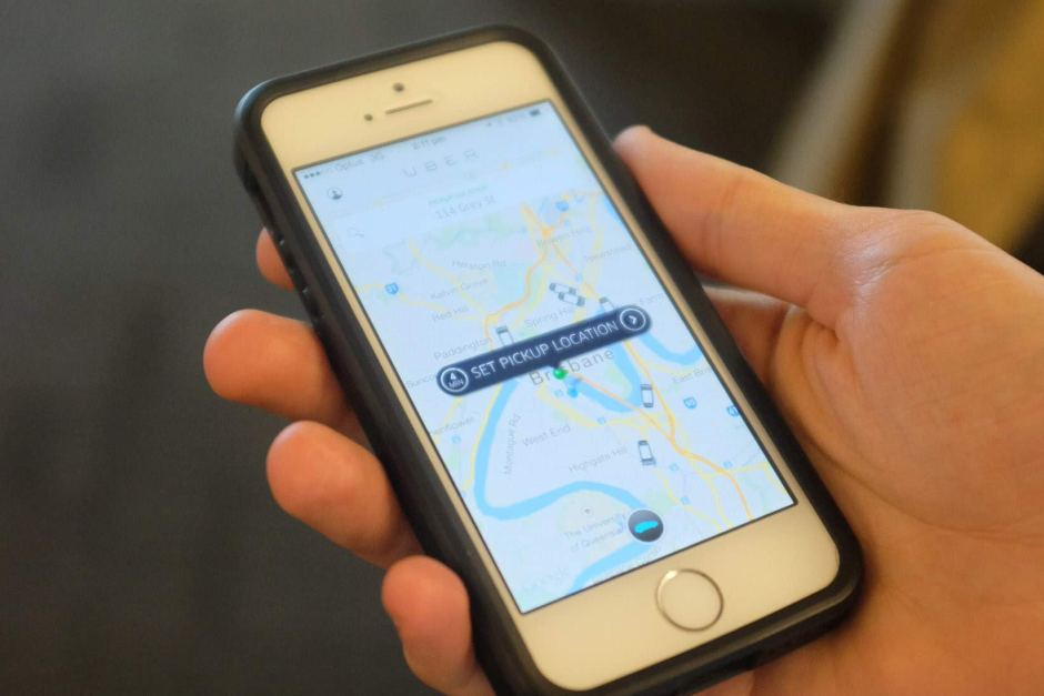 Uber paid hackers to cover up data breach
