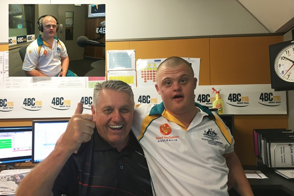 Article image for Ray Hadley: 'Andre, you're a hero and an inspiration'