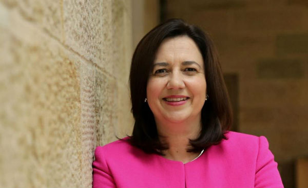 Palaszczuk Officially Returned as Premier