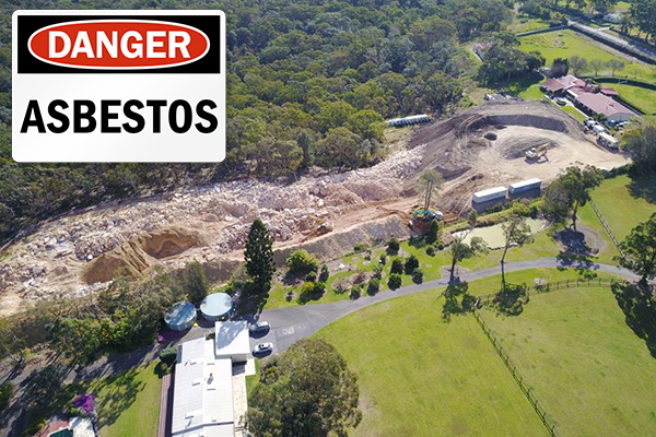 Further allegations against asbestos dump owners