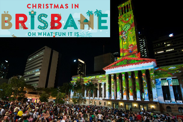 - Brisbane Christmas Lights Switched On This Friday