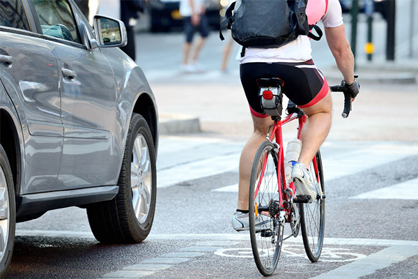 Article image for Should cyclists be allowed on footpaths?