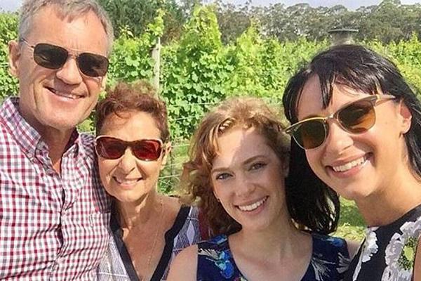 Article image for Falkholt sister dies in hospital after tragic Boxing Day crash