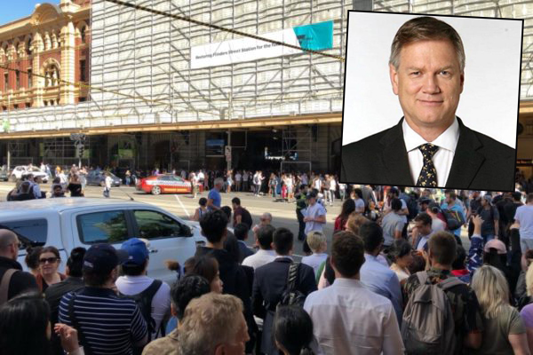 Article image for Andrew Bolt on the Flinders Street attack