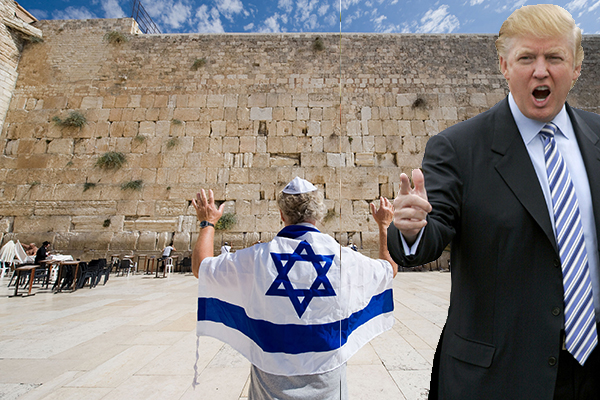 Article image for US President Donald Trump recognises Jerusalem as the capital of Israel