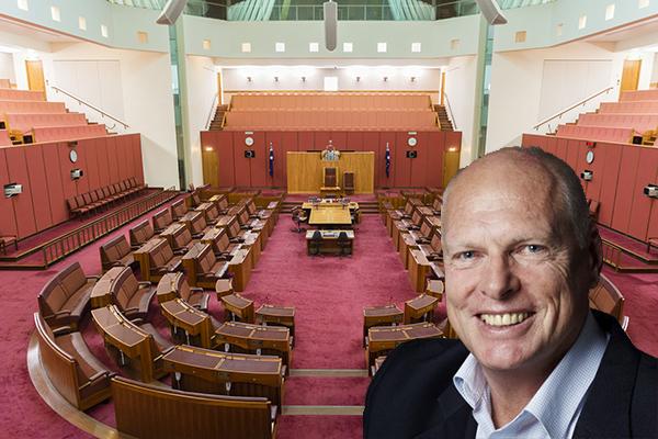 Article image for Australia's newest Senator – Jim Molan