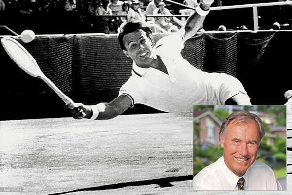 Legendary tennis star on one of the greatest wins in Australian history
