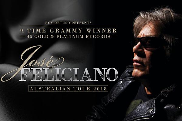 Jose Feliciano talks to Chris Smith ahead of Australian tour and Feliz Navidad