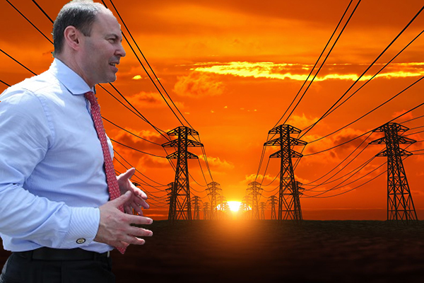 Article image for Energy Minister hopeful of no blackouts this summer