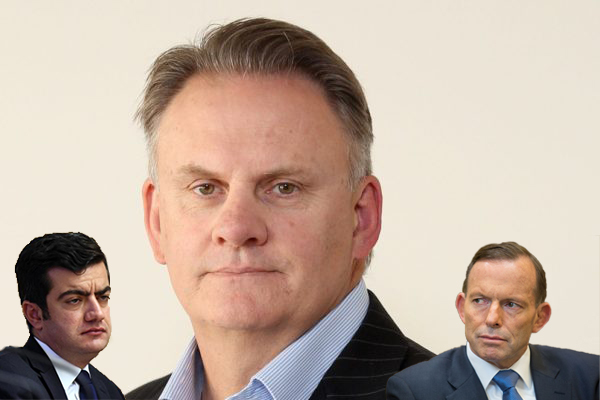 Mark Latham: Cabinet choices made 'out of desperation'