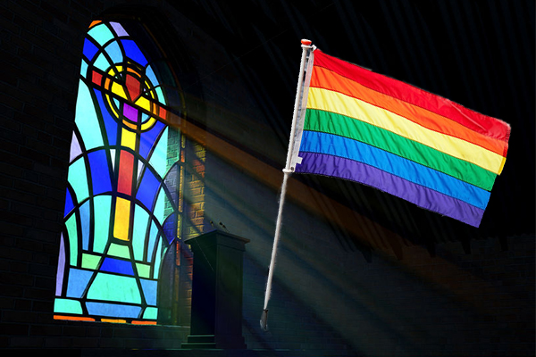Article image for Will religious freedoms be protected from gay marriage?