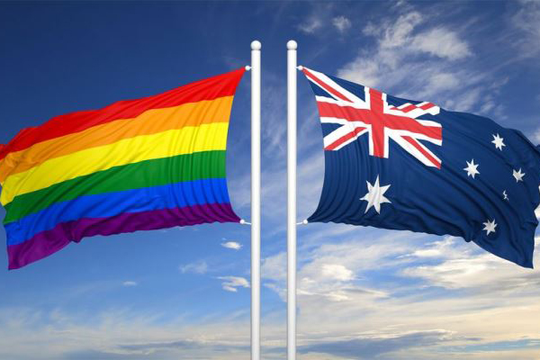 Article image for Same-sex marriage is now legal in Australia