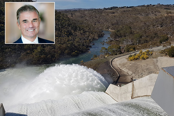 Snowy Hydro a step closer to mega expansion