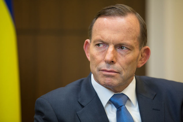 Article image for Tony Abbott: 'There is a problem within Islam'
